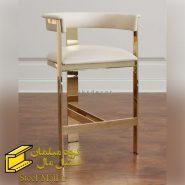 صندلی اپن استیل مدل ژولن