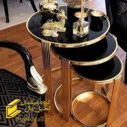 تولید میز عسلی استیل