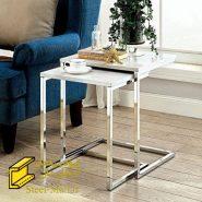 کارگاه میز عسلی استیل